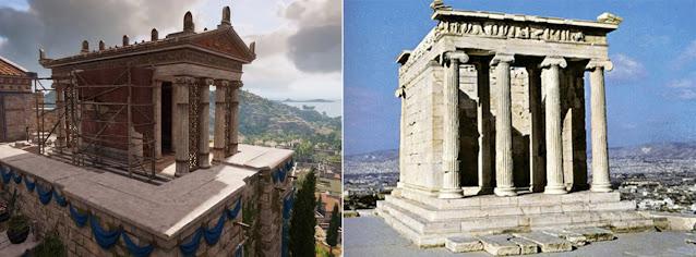 Assassin's Creed: Odyssey_Templo Atenea Niké