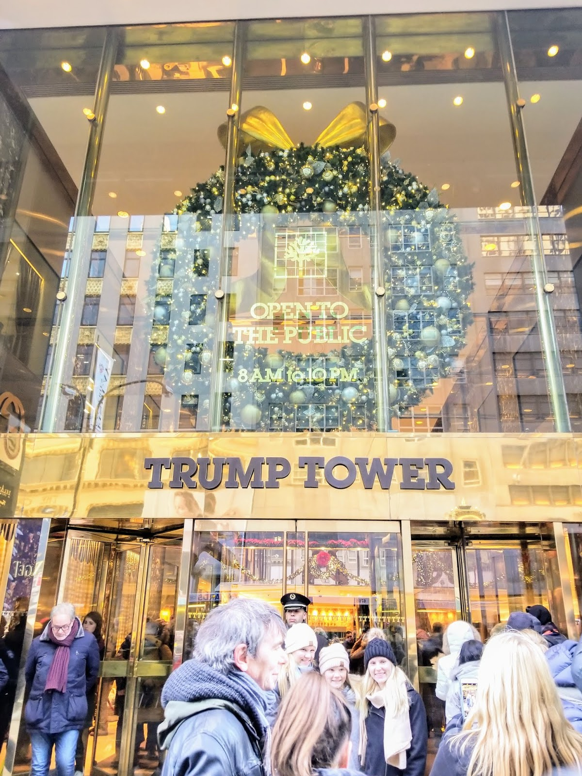 Trump Tower, Fifth Avenue