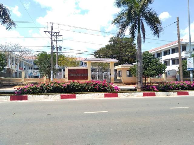 Trường Tiểu Học Nguyễn Du Phú Mỹ