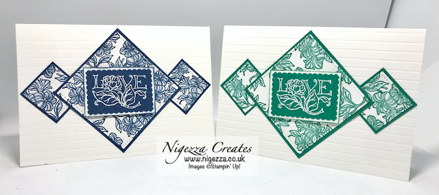 Nigezza Creates with Stampin' Up! Posted For You