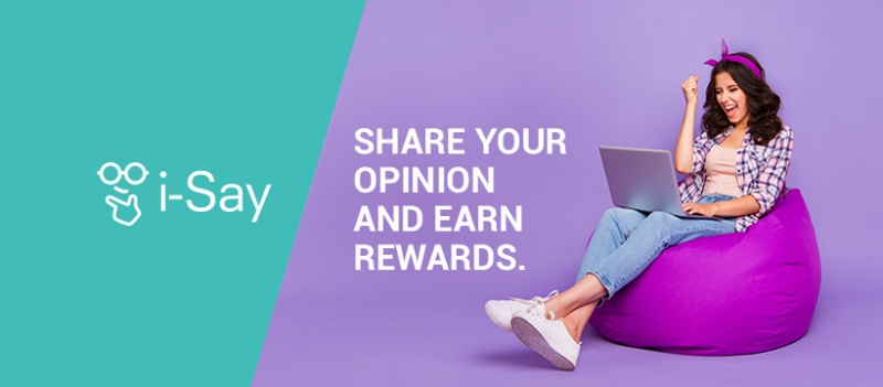 ipsos i-Say online survey earn money
