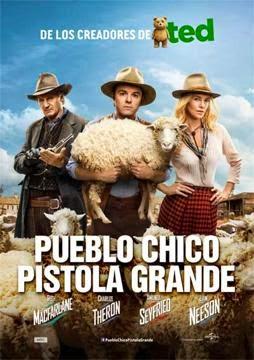 Pueblo Chico Pistola Grande en Español Latino