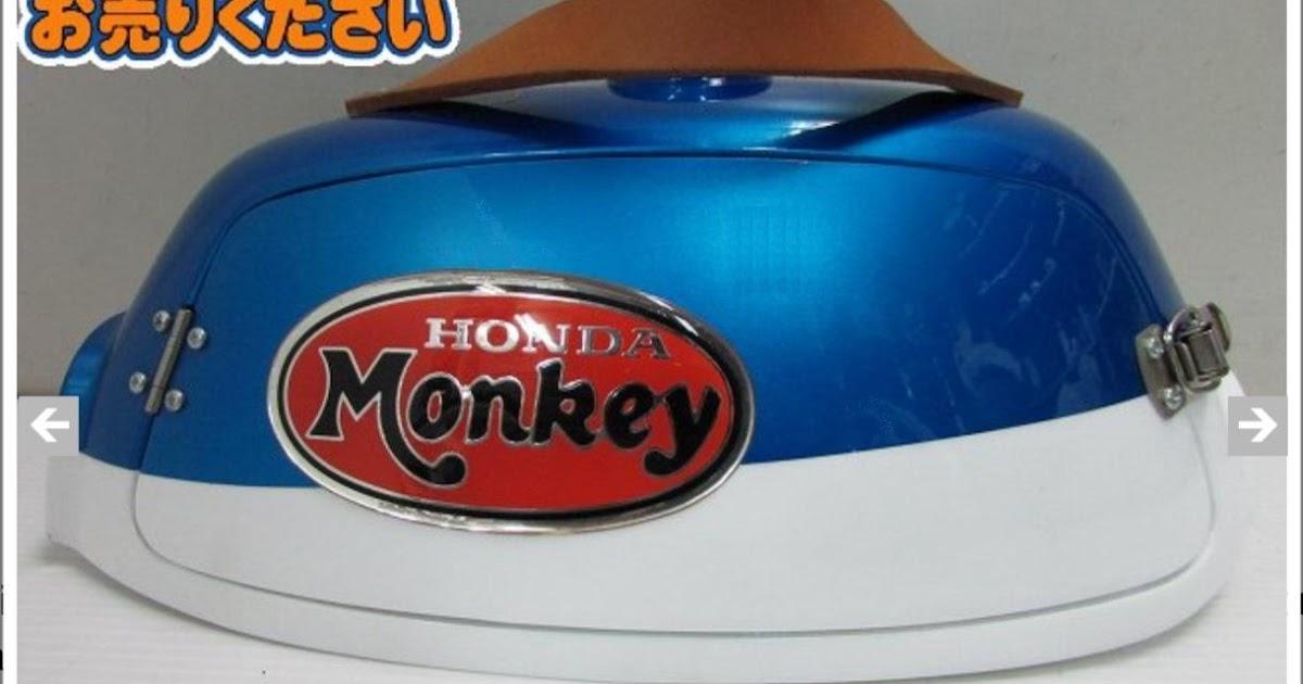 Honda Fuel Tank Bag Lunch Box Honda Monkey Z50 Mini Trail