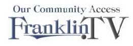 Franklin TV: Somewhere In Between Or –  Why Do I Feel Undressed?