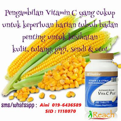 Set Vitamin Asas Untuk Kesihatan Badan : Total Wellness Set Shaklee