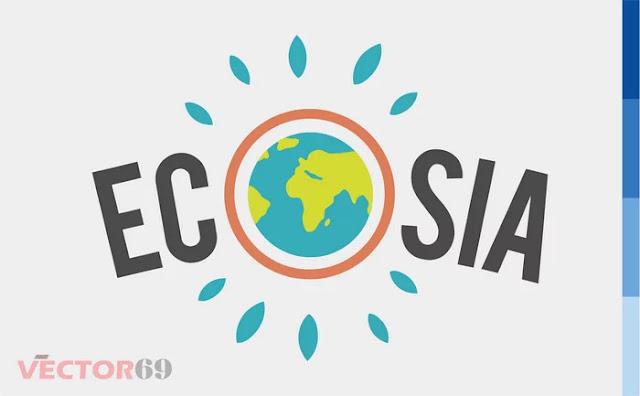 Logo Ecosia - Download Vector File EPS (Encapsulated PostScript)