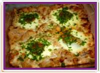 Vejce na květáku - Recepty a vaření
