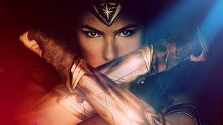 wonder woman: original nuevo poster chino