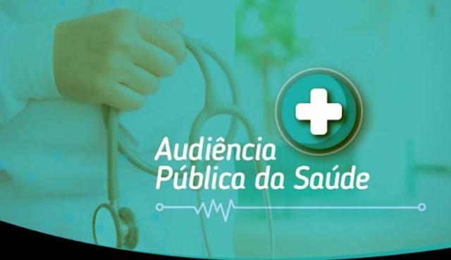 Iretama: Audiência Pública da Saúde