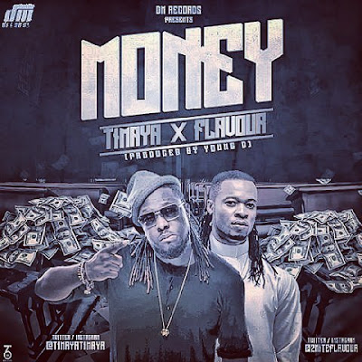 Instrumental: Timaya Ft. Flavour – Money