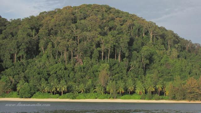 Pulau Ayam Jemaja Anambas