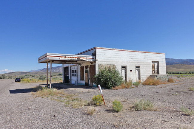 Abandoned places in Antimony and Junction Utah ghost towns