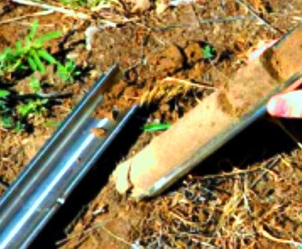 What is recovery ratio and rqd in soil sampling what are for 0200 soil core sampler