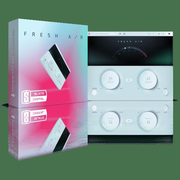 Slate Digital Fresh Air v1.0.3.0 Full version