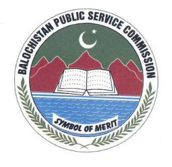 Latest Tehsildar Jobs in BPSC Jobs   Latest Balochistan Public Service Commission Jobs 2021   Apply Online