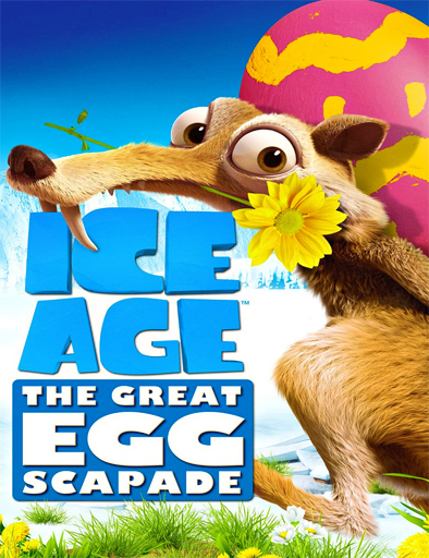 Ver Ice Age: The Great Egg-Scapade (2016) Online