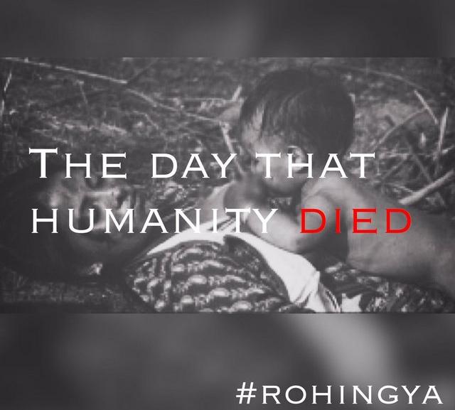 Boycott Myanmar Save Rohingya Liputan Islam -