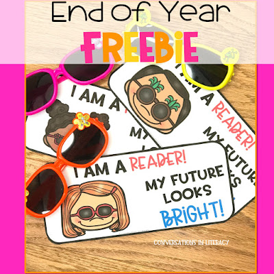 End of the Year Student Gifts and Activities