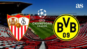 مشاهدة مباراة اشبيلية ضد بوروسيا دورتموند بث مباشر 17-02-2021 دوري أبطال أوروبا Sevilla vs Borussia Dortmund