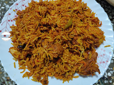 best chicken dum biryani