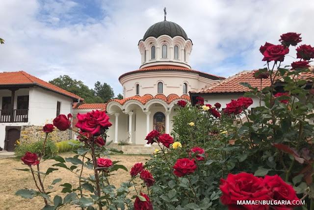 Monasterio de Klisura Santa Petka Paraskeva