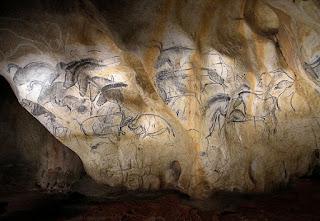 Pintura-cavernad-Chauvet-França