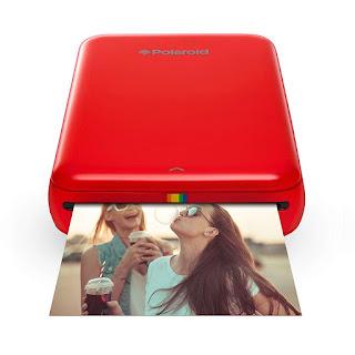 Polaroid Zip Wireless Mobile Photo Mini Printer