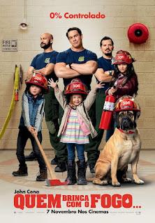 Nova Comédia de John Cena Chega em Novembro a Portugal