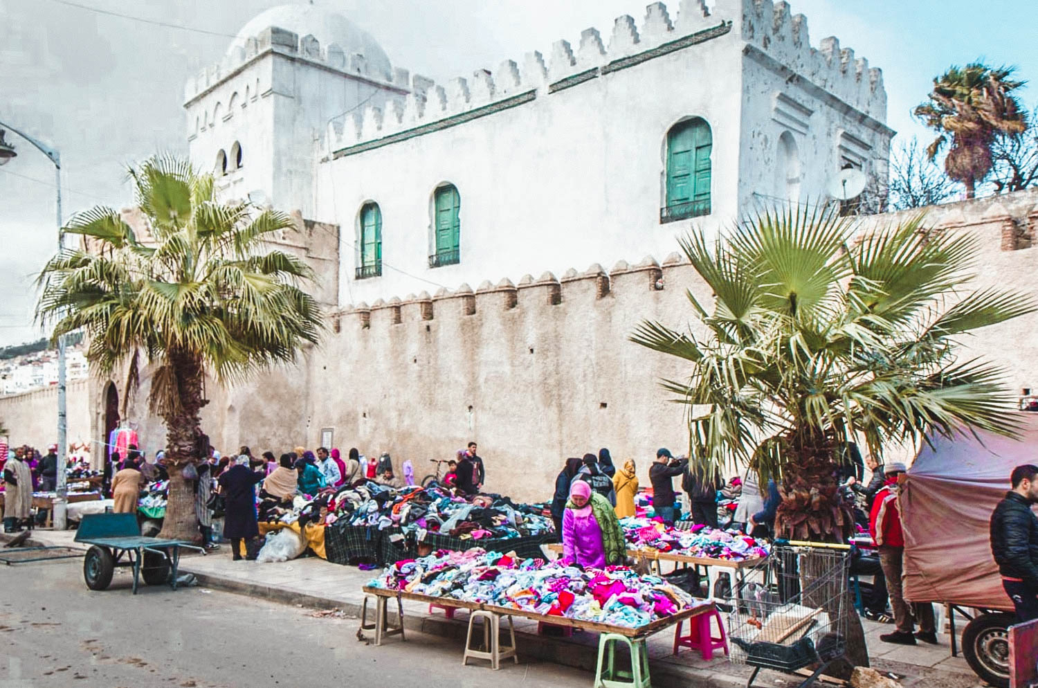 Tetouan Morocco Travel Guide