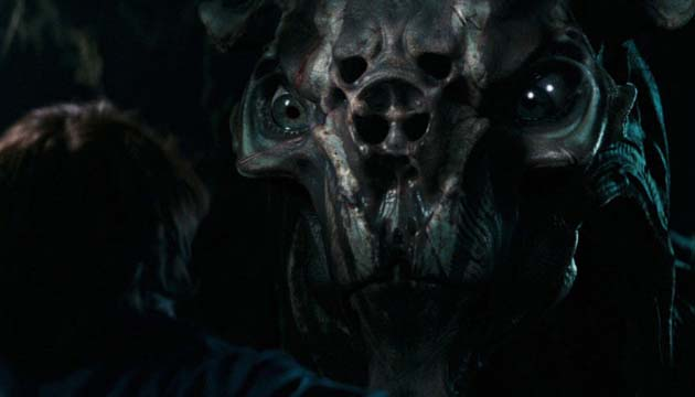 Monster Raksasa Purba Penampakan