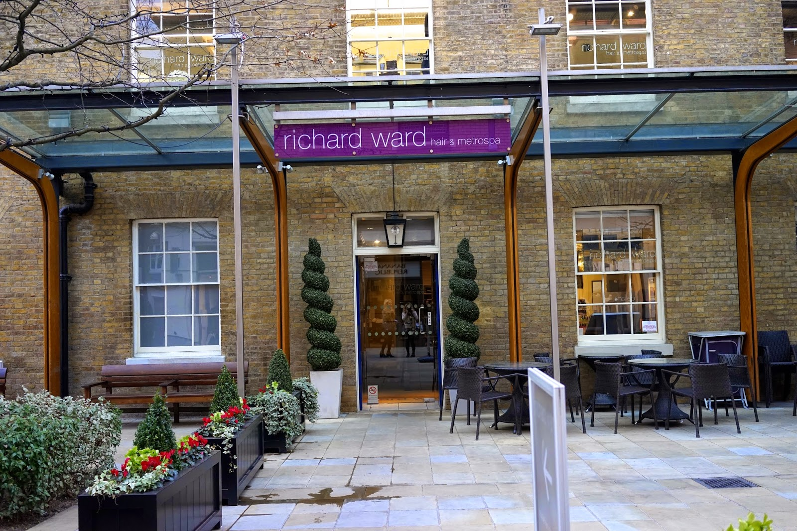 richard ward london