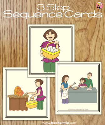 Sequence Flashcards