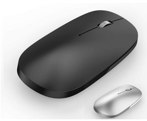 PEIBO Rechargeable Wireless Bluetooth Mouse