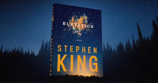 Stephen King esce con un nuovo romanzo: «Elevation»