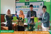 PAC Kecamatan Susukan gelar Konferancab ke-3