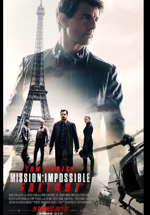 Mission Impossible - Fallout 2018 Imax x264 720p Esub BluRay Dual Audio English Hindi THE GOPI SAHI