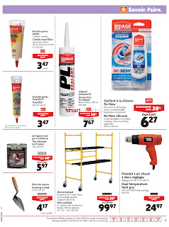 Home Hardware Flyer Building Centre valid March 22 - 28, 2018
