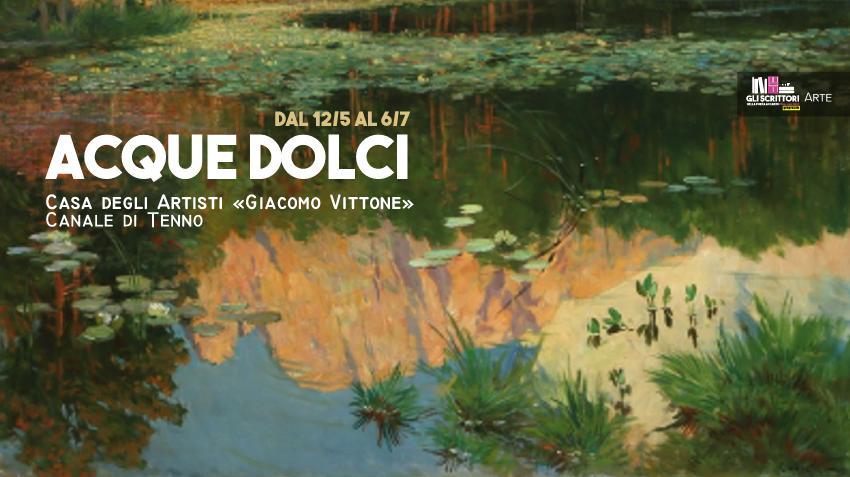 Acque dolci: i laghi del Trentino in mostra a Canale di Tenno - Arte, Mostre