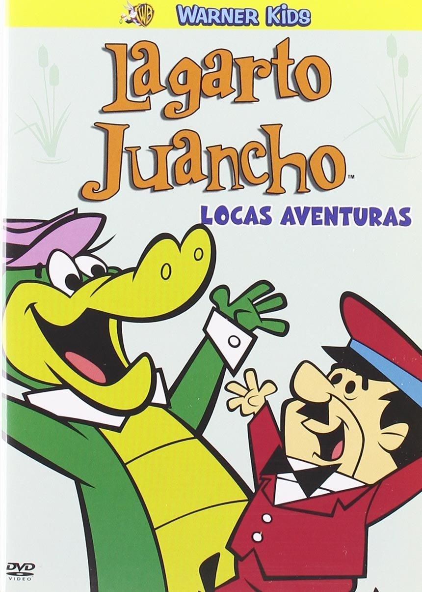 Portada de El lagarto Juancho