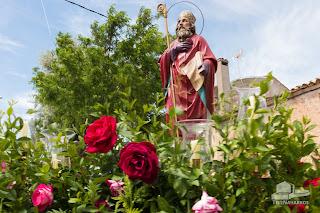 San Agustín de Canterbury, Patrón de Naharros