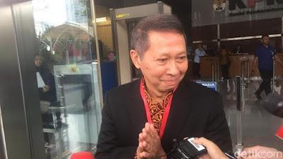 KPK Periksa Tersangka Korupsi Eks Dirut Pelindo II RJ Lino