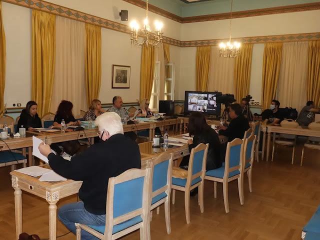 Σημαντικές αποφάσεις για  θέματα που αφορούν και την Αργολίδα από την Οικονομική Επιτροπή της Περ. Πελοποννήσου