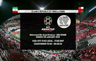 AFC Asian Cup UAE Biss Key Asiasat 5 21 January 2019