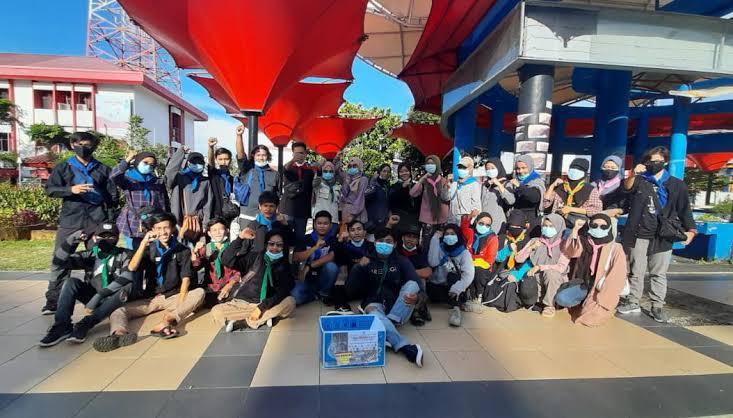 Mapala Bengkulu Peduli Gempa Sulawesi dan Banjir Kalimantan
