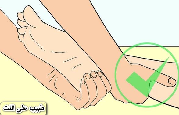 مساج القدمين وأهم فوائده