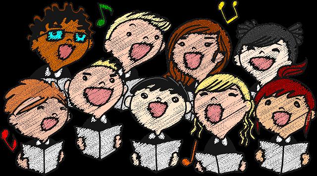 Programme de chants - janvier/février