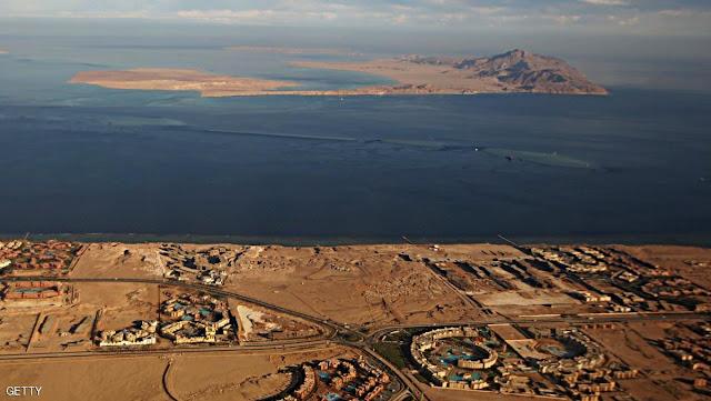 تم توقيع اتفاقية الجزيرتين في أبريل الماضي - تيران و صنافير