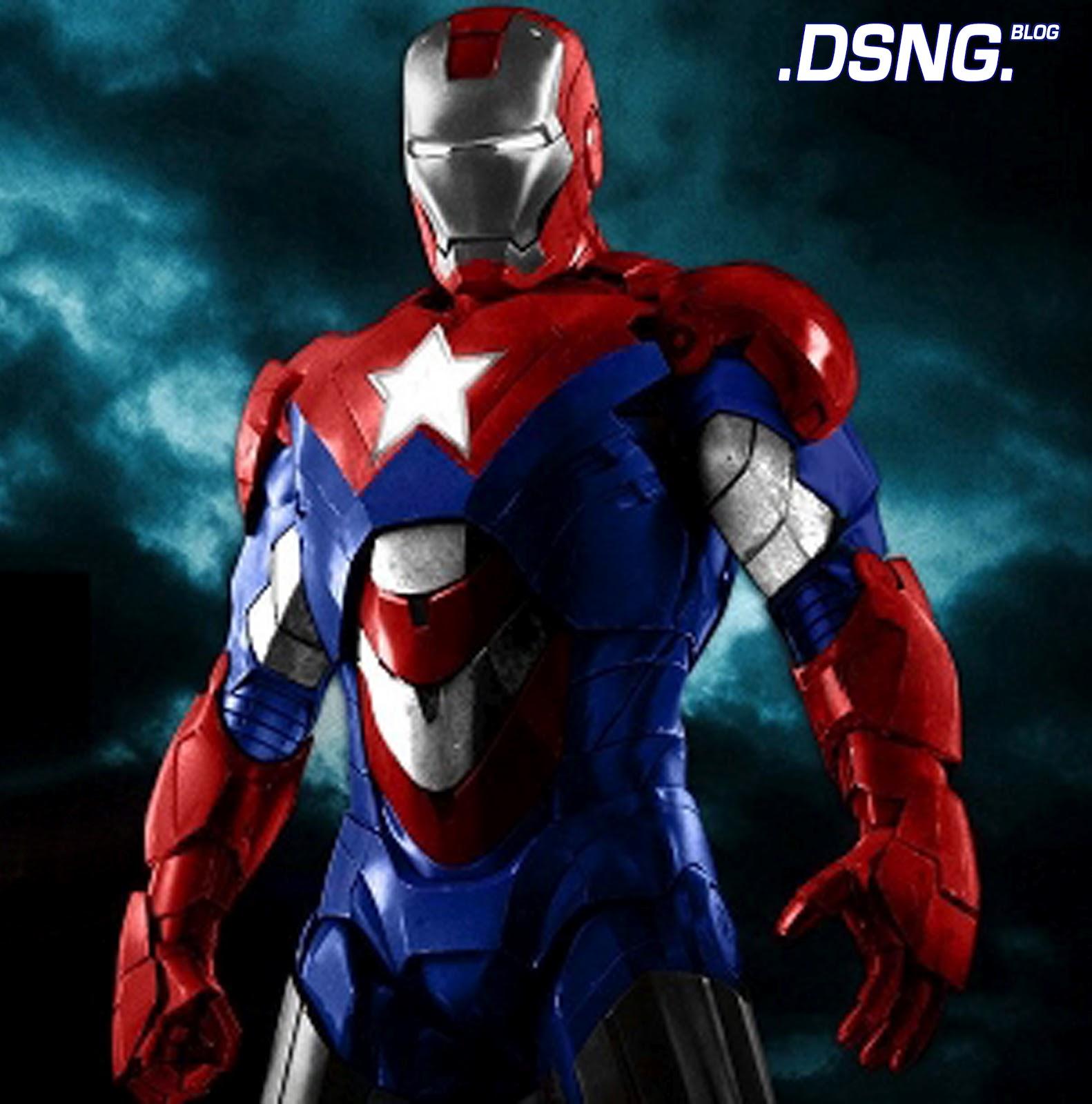 DSNG'S SCI FI MEGAVERSE: IRON MAN 3 VILLAIN! - IRON