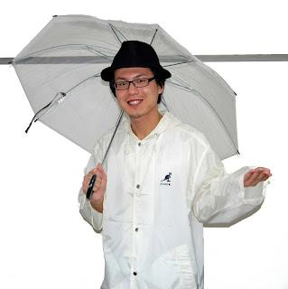 Jaket Hujan