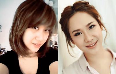 6 Gaya Rambut Perempuan Bikin Tampil Lebih Muda
